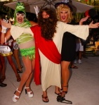 What Would Jesus Do? Dance!