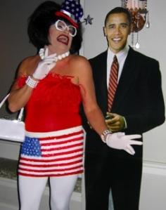Me and the Prez