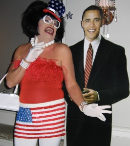 Obama and Me